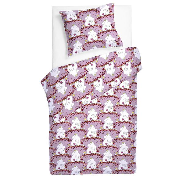 Lovemoomin duvet cover set for children
