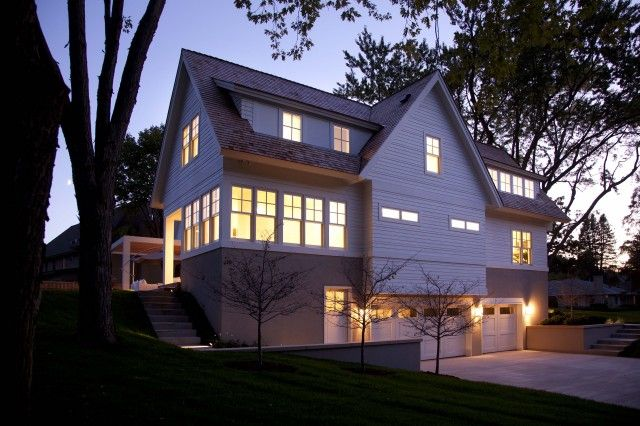 Shed Dormer Attached To Gable Home Renovation Ideas