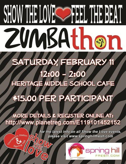 School Fundraiser Ideas: Zumbathon - Fundraiser Help