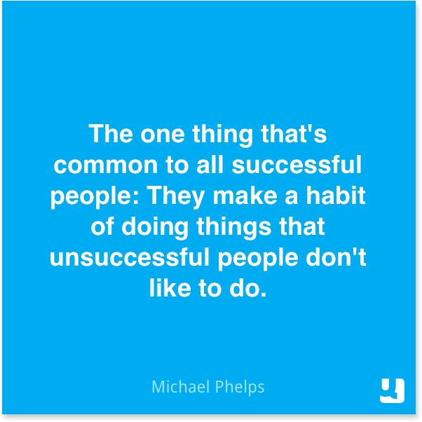What is the Difference Between Successful and Unsuccessful People?