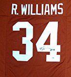 Ricky Williams Texas Longhorns Replica Jerseys