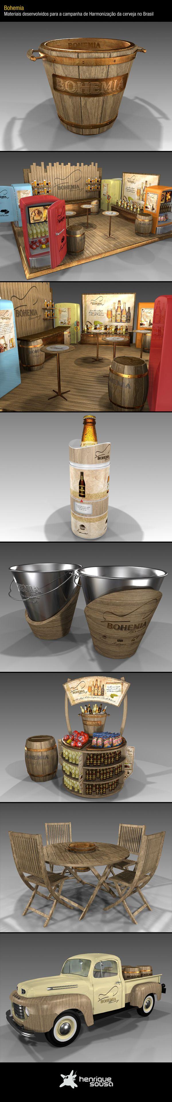Bohemia - Campanha Harmoniza on Behance