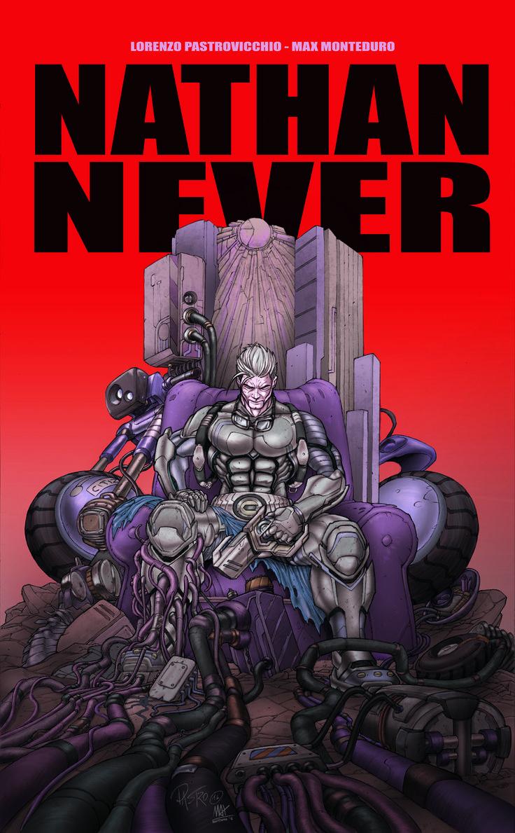 Pastrovicchio & Monteduro presentano: Nathan Never in Akira