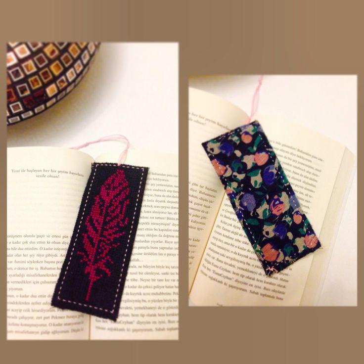 Crossstitch, bookmarks