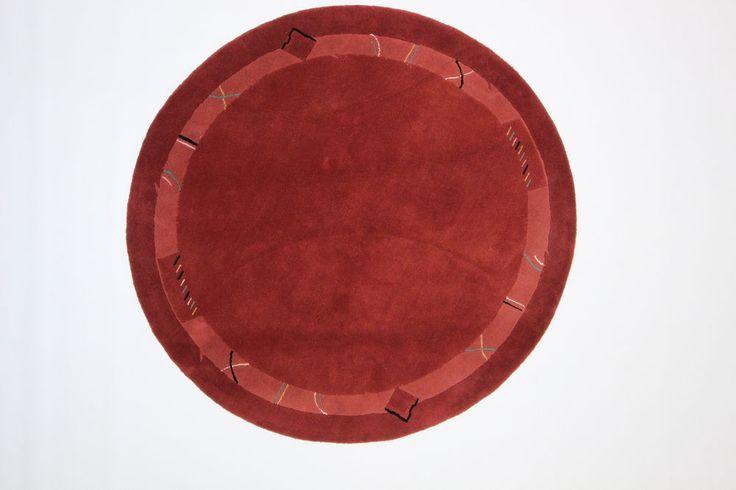 Nepal Teppich 100% Wolle Handgeknüpft 188 x 188 cm Rugs orientar la alfombra