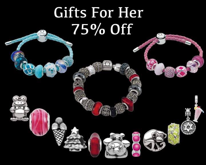 From now until Dec 31, 2015 take another 50% off your entire order at Http://beaded-charms.com. You must use the code gift at checkout to get another 50% off your order.   Selling Persona Sterling Silver Charms, Bracelets, Necklaces and Earrings. Design your own and put some colour into your life. #sterlindsilvercharms #giftforher #bargainsforashorttime