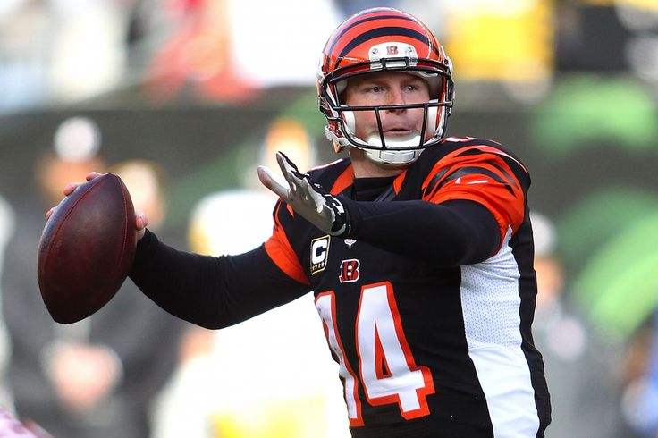 Dalton 66.3% completion percentage 866 passing yards 8 touchdown passes 1 interception 121.0 quarterback rating 9.4 yards per pass attempt   Read more: http://www.cheatsheet.com/sports/nfl-are-carson-palmer-and-andy-dalton-serious-mvp-candidates.html/?a=viewall#ixzz3nR95Ugot