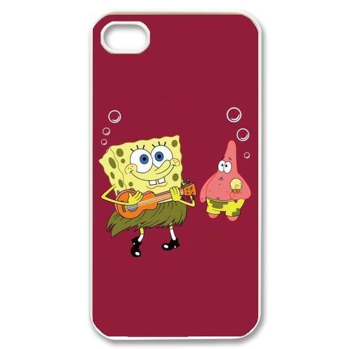 Amazing SpongeBob and Patrick Star Design 3D Printed Case for iPhone 4 4S USAHarry-01950 by USA Harry, http://www.amazon.com/dp/B00GL249QM/ref=cm_sw_r_pi_dp_ey4Fsb0BSG520