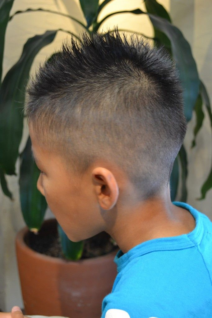 Kids Hair Cut Boys Hairstyle Men S Hair Woks