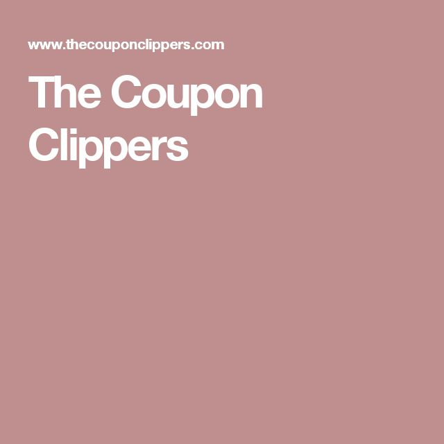 The Coupon Clippers