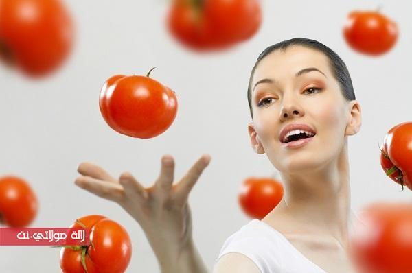 أقنعة من الطماطم لبشرة ناعمة وخالية من العيوب قبل العيد - http://www.lalamoulati.net/articles/42781.html
