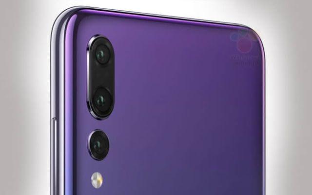 بالفيديو هواوي تشوق لكاميرا هاتف Huawei P 20 Capteur Photo Et