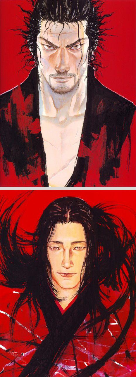 Illustration | Vagabond バガボンド | Inoue Takehiko    #InoueTakehiko #井上雄彦