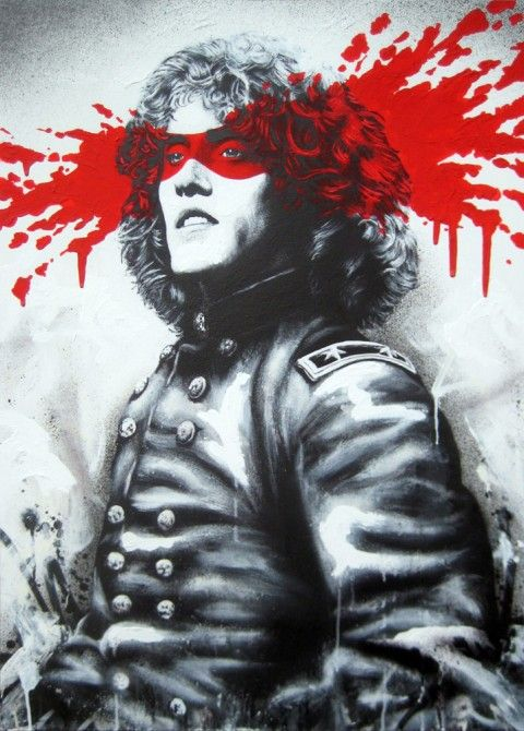 Fin DAC – Rock Stars Portraits @ Beat Club in Fitzrovia (London)