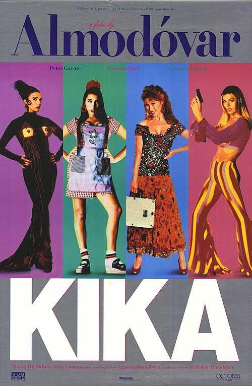Kika - 1993 - Almodóvar.