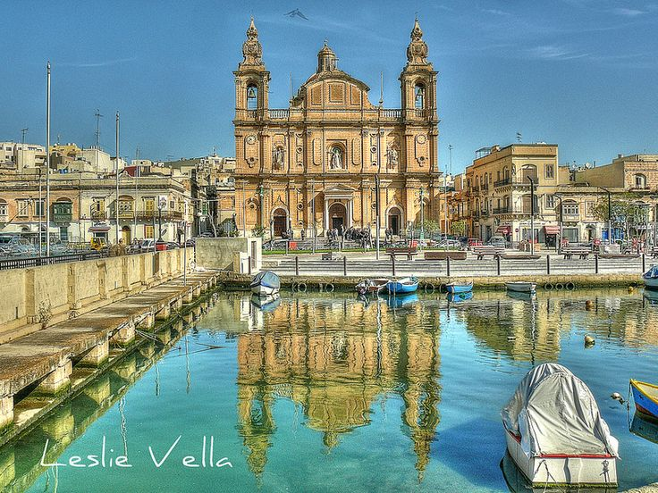 St. Joseph Parish Church, Msida, Malta