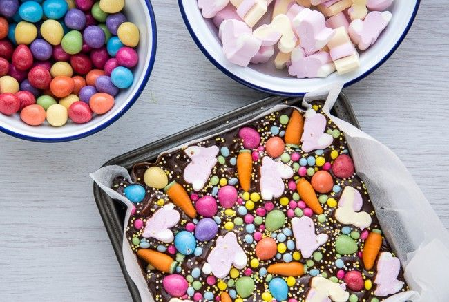 Easter Rocky Road