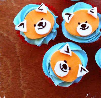 ideas about Panda Cupcakes on Pinterest  Kung fu panda cake, Panda ...
