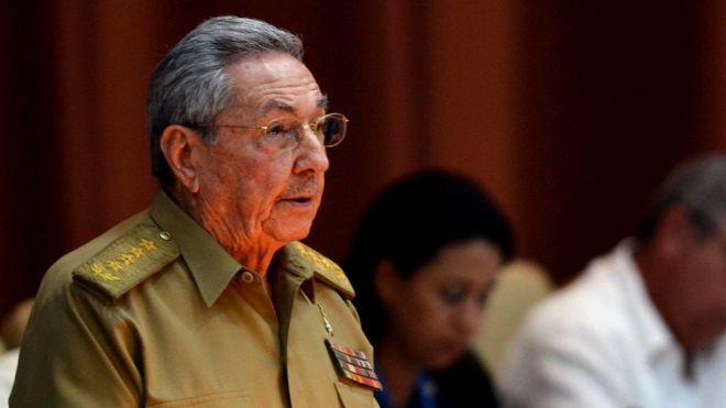 Diario En Directo: Raúl Castro critica la política hacia Cuba del pre...