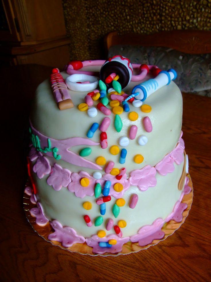 Dragostea in bucate: NURSE/ DOCTOR CAKE