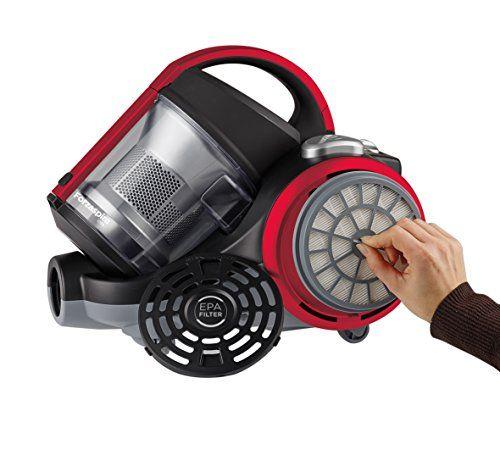 Polti Forzaspira C110 – Aspirador ciclónico sin bolsa compacto - http://vivahogar.net/oferta/polti-forzaspira-c110-aspirador-ciclonico-sin-bolsa-compacto/ -
