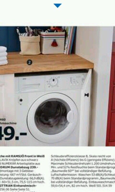 die besten 25+ trockner auf waschmaschine ideen auf pinterest, die ... - Waschmaschine In Der Küche Verstecken