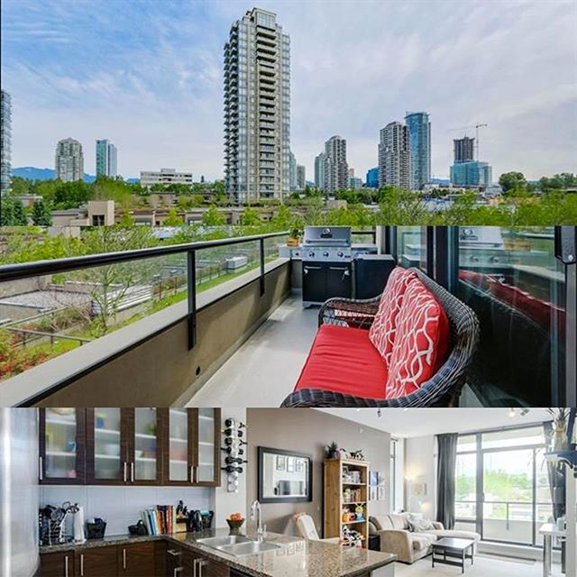 Location: 405 2345 Madison Avenue, North Burnaby, Vancouver. • This 1 bedroom…