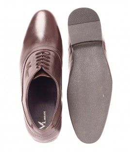 FINOM OXFORD LACE UP BROWN (8)