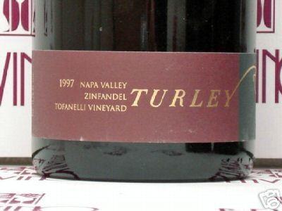 Turley Wine. Their Zin is fantastic.