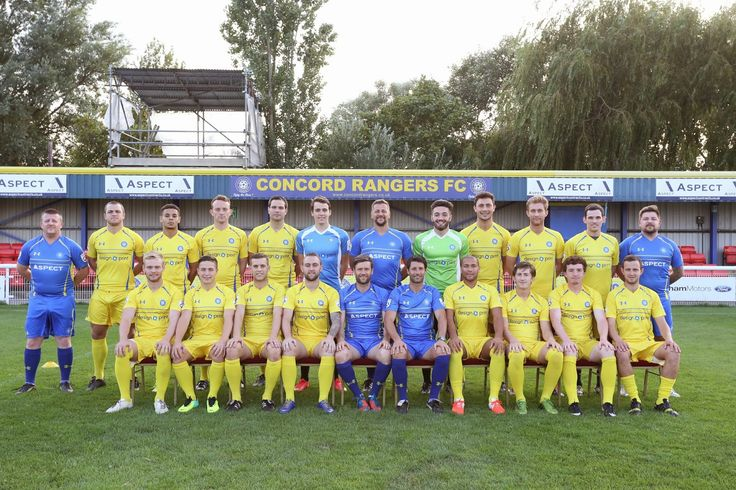 Christopher Clark Sports: Concord Rangers - A supersonic rise