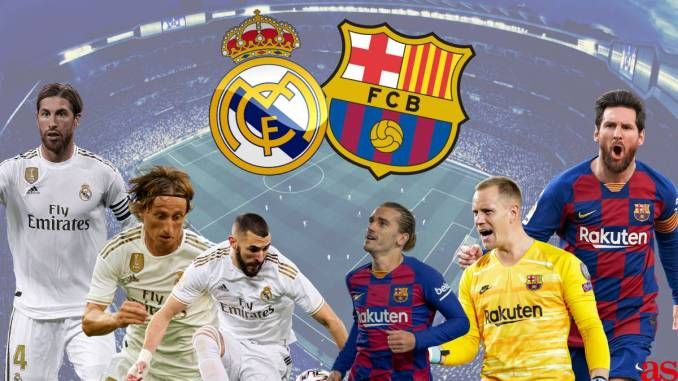 Who Has More Titles Barcelona Or Real Madrid In 2020 Real Madrid Barcelona Players Barcelona Vs Real Madrid