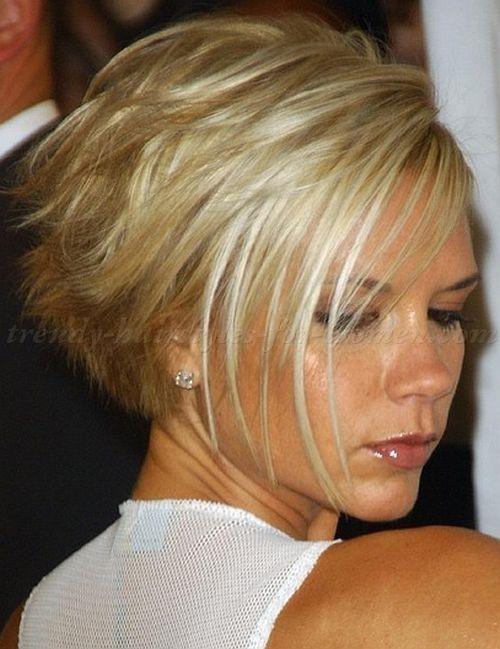 Pleasing 1000 Ideas About Short Hair Long Bangs On Pinterest Shorter Short Hairstyles Gunalazisus
