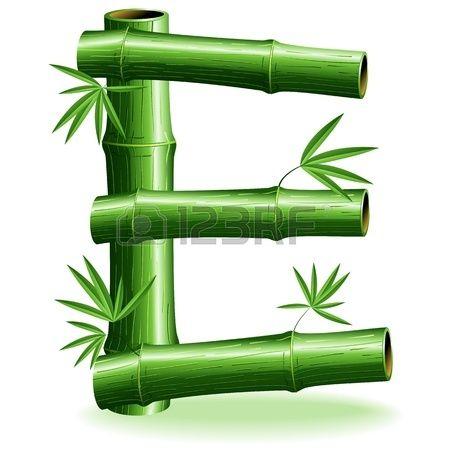 Bamboo Logo Brief Anmelden E photo