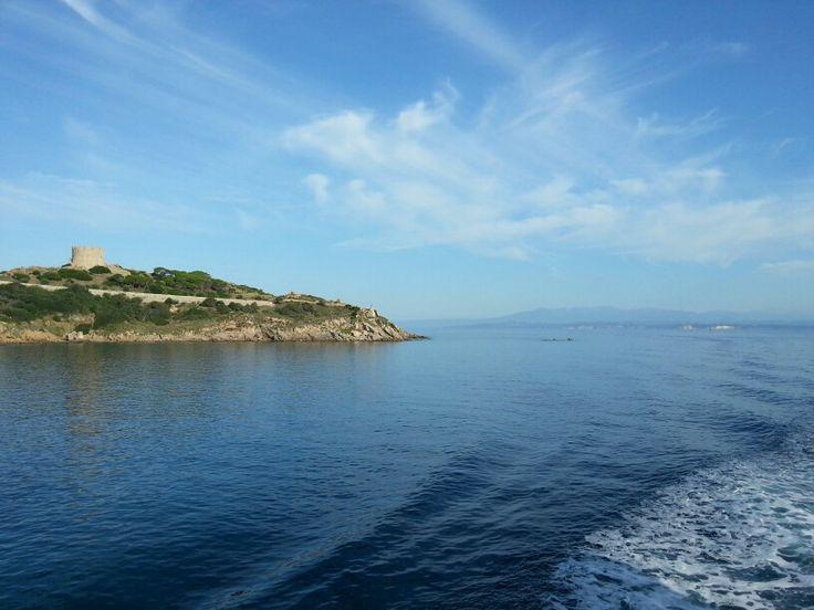 Santa teresa au loin Bonifacio