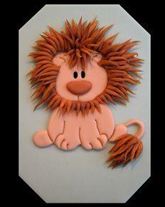 Lion Topper
