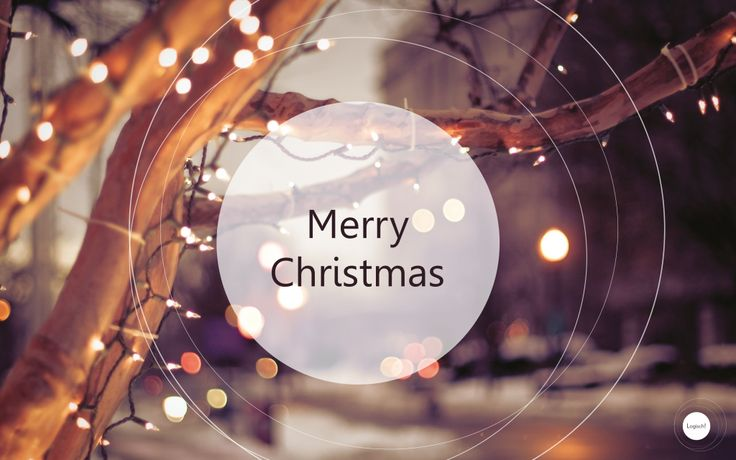Logisch! wenst u fijne feestdagen!