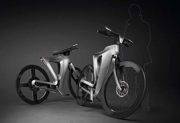 The 13th E-Bike Concept by Francois Baptista | Gear X Head