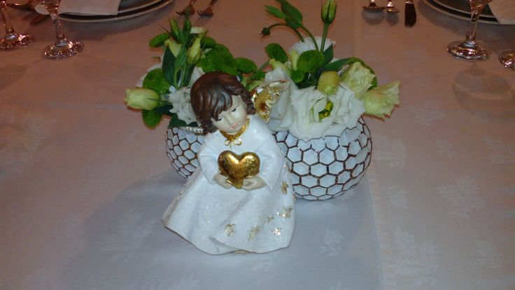 Decor  Angel & Flowers Flores & Anjos