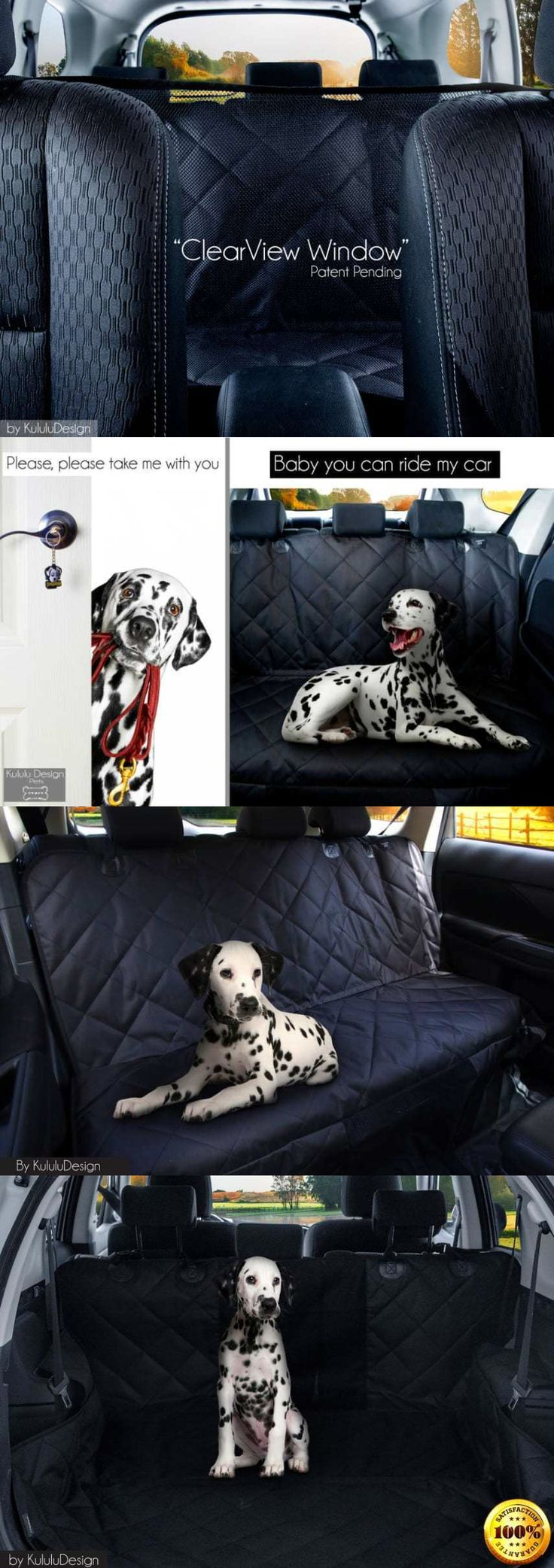 Car Seat Covers 117426: Top Quality Pet Seat Cover Hammock Protector Waterproof Travel Dog Cat Car Pets -> BUY IT NOW ONLY: $70.92 on eBay!