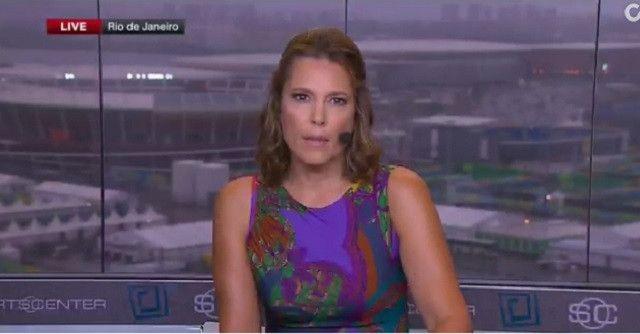 An Emotional Hannah Storm Announces The Death Of Longtime ESPNer John Saunders Live On ?SportsCenter?
