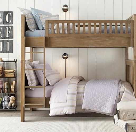 73 Best Images About Multi Bed Rooms On Pinterest Beds Loft Beds And Beach