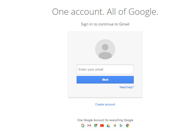 Gmail Sign In at www.gmail.com For Easy Gmail Login