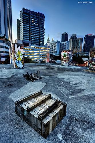 """""""gone astray""""  Location: Bukit Bintang, Kuala Lumpur, Malaysia"""