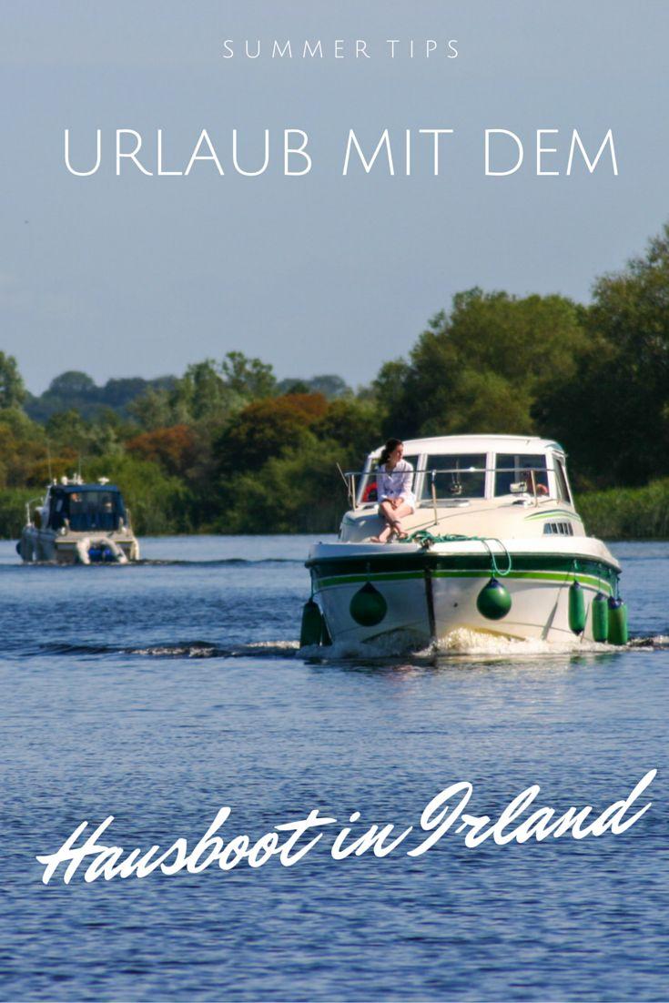 eine ganz besonders entschleunigte form des reisens mit dem hausboot durch irland vorbei an - Wintergarten Entwirft Irland