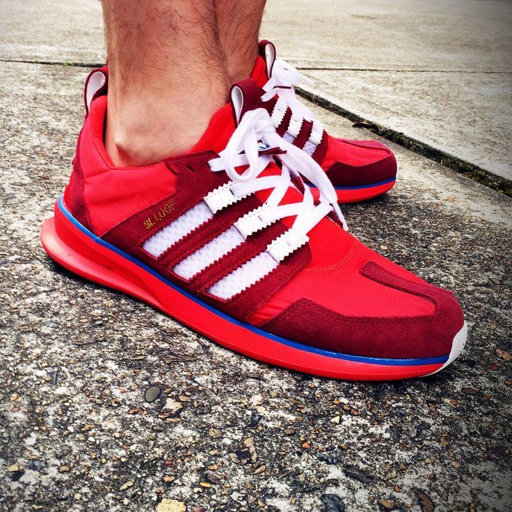 adidas Originals SL Loop Runner: Red
