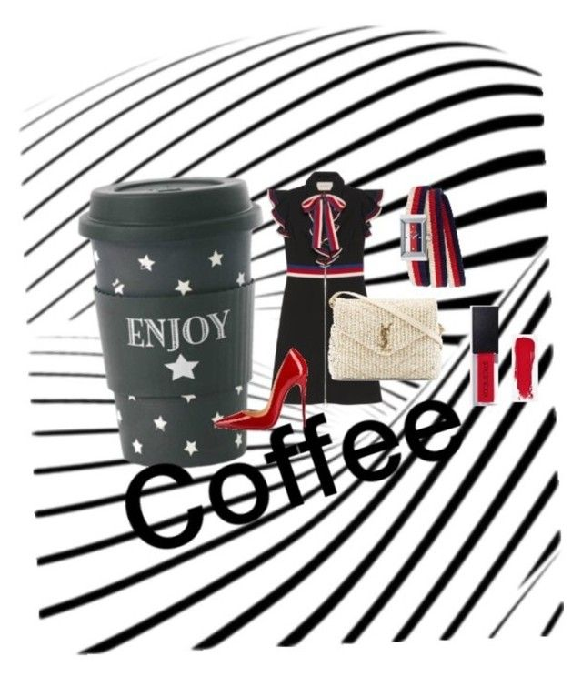 """Take a coffee:)"" by vicmarket on Polyvore"