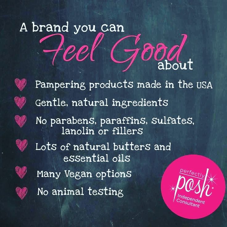 Perfectly Posh products are the way to go! Here are all the reasons why! Check out Perfectly Posh pampering products and pamper yourself today!