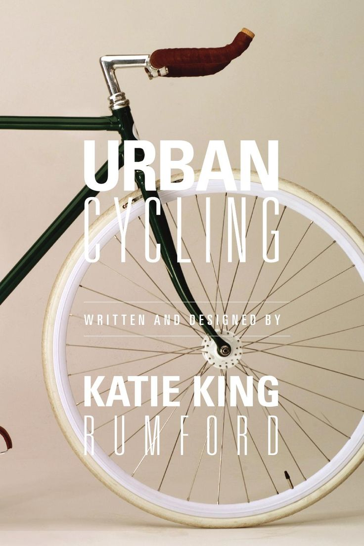 Urban Cycling  Urban Cycling is a book dedicated to addressing the problems of biking in urban areas by suggesting alternatives and solutions to problems. Urban Cycling is a final student project for a graduate level graphic design program. Photography and copy have been cited.