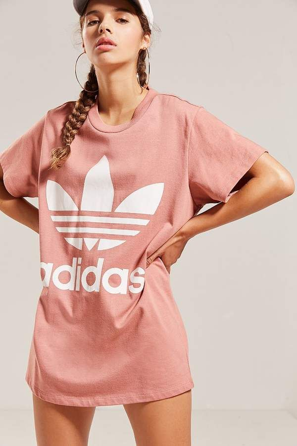 3c3b26e08e3 Adidas Originals Oversized Trefoil Tee | Fashion and Style Deals in ...