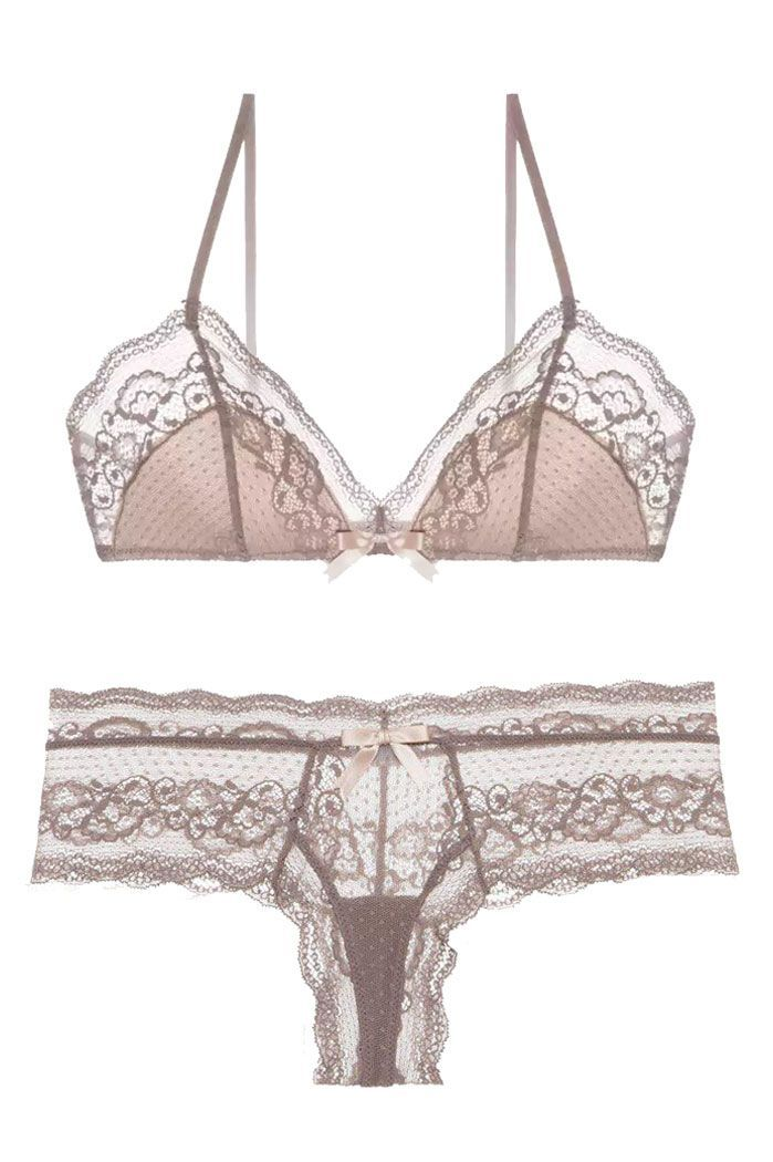 Here's how you should REALLY be washing your lingerie